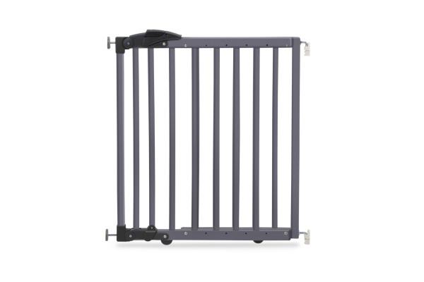 Barrière de porte à fixer par pression
