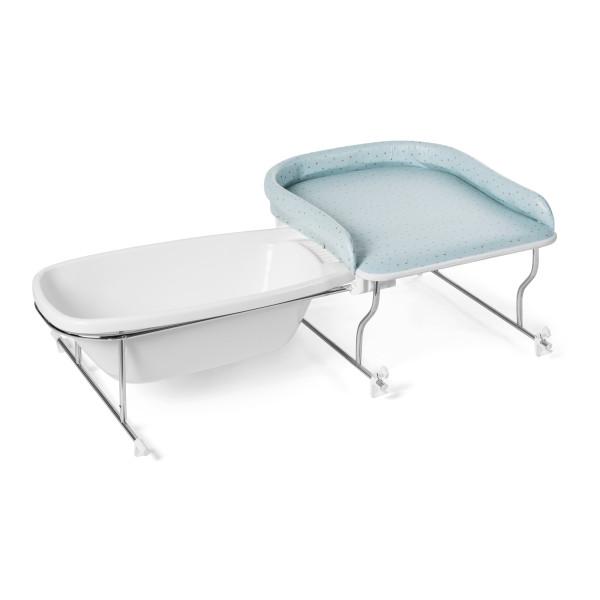 Combiné baignoire/table à langer Varix